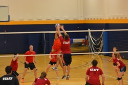 Co-Rec Intermural Volleyball