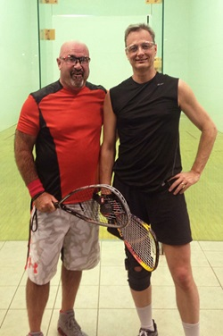 Mens Doubles Racquetball Champs
