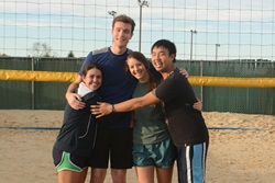 C0-Rec Sand Volleyball