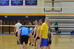 Co-Rec Volleyball