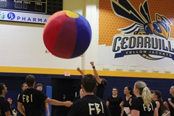 Campus Recreation, Beachball Basketball, Fall 2016