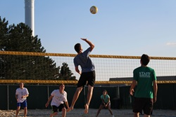 Campus Recreation, Co-Rec Sand Volleyball, Fall 2016