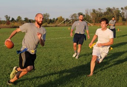 Campus Recreation, Flag Football, Fall 2016