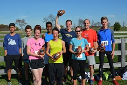 Campus Recreation, Turkey Trot, Fall 2016
