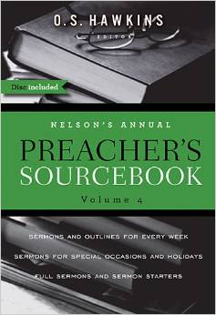 Preachers Sourcebook Volume 4 book cover