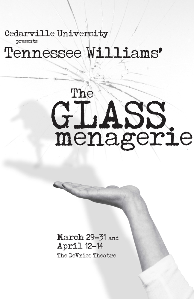 escaping reality in the glass menagerie by tennessee williams Escape and escapism are major themes in tennessee williams' play, 'the glass menagerie' the themes span the entire play, control the lives of the characters, and are manifested throughout.