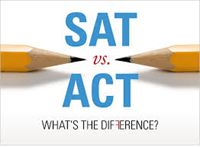 SAT vs. ACT - What's the Difference?'