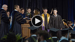 Watch the 2016 Commencement Highlights Video