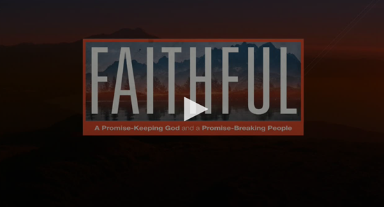 Faithful series video screen shot