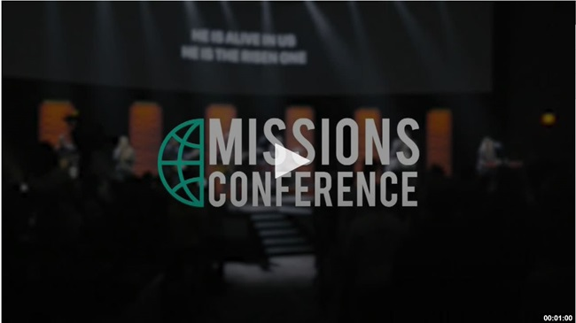 Missions Conference 2019 video screenshot