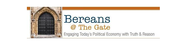 Bereans at the Gate logo