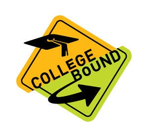 collegebound sign