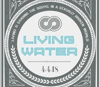 Living water graphic