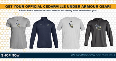 Under Armour online store image