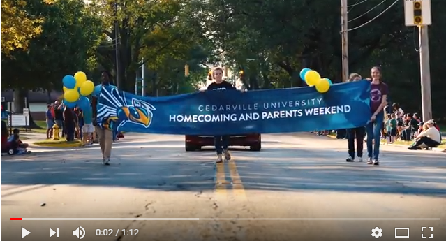 homecomng 2017 highlights video