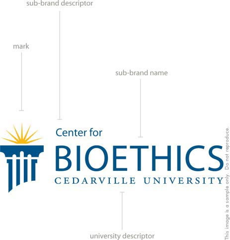 University Sub-Brand Guide - Creative Services - Cedarville University