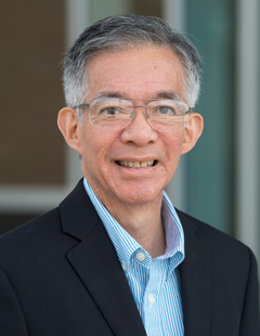 Photo of Carlos Chang