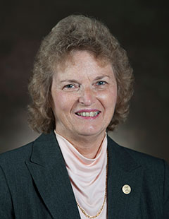 Photo of Dr. Pam Johnson