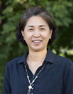 Photo of Christine Kim