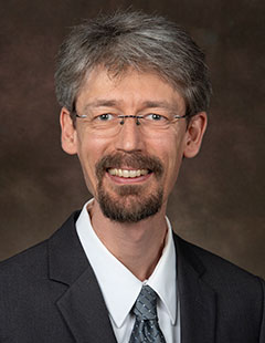 Photo of Dr. Marcus Leeds