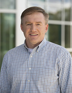 Photo of Dr. Randy McKinion