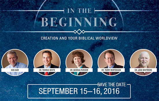 Creation Conference promo