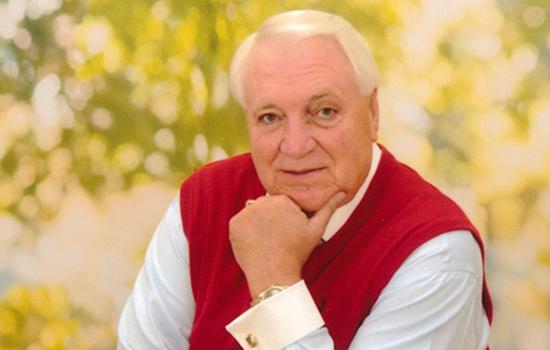 Dr. Jerry White, chapel speaker