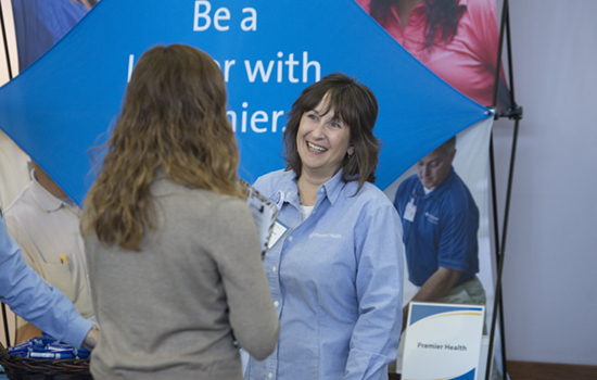 Health Professions Career Fair offers employment opportunities