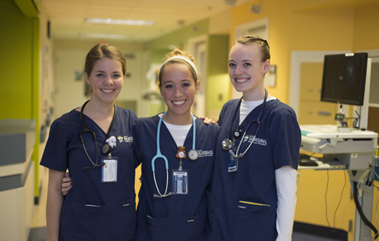 Nursing students will host a community blood drive