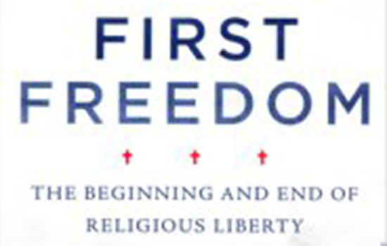 """Dr. Thomas White co-edited the revised second edition of """"First Freedom."""""""