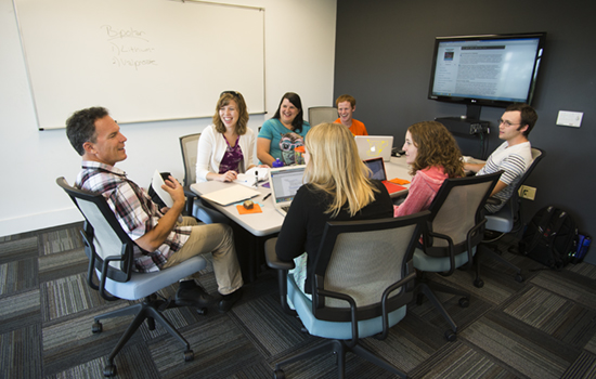 Cedarville ranked #4 for student engagement by The Wall Street Journal