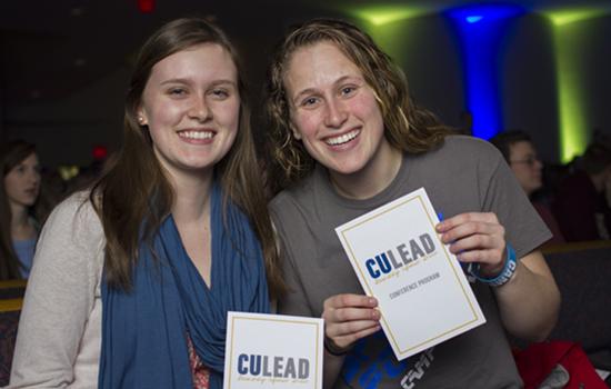 CU Lead Conference