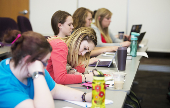 Cedarville University's College Now program continues to see enrollment growth.