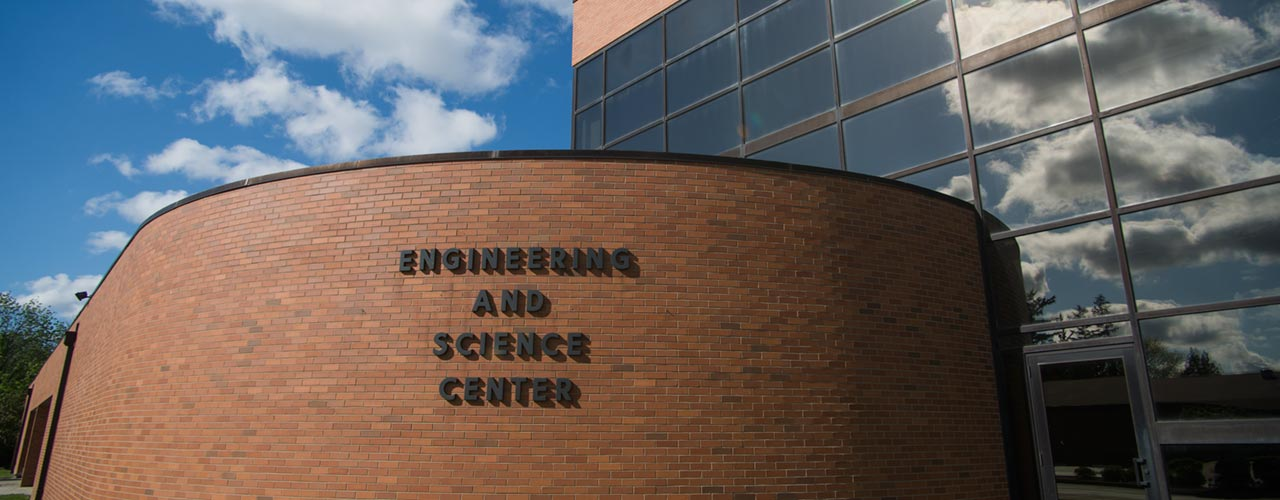 View of Cedarville Engineering and Science Center