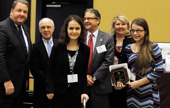 Cedars wins awards