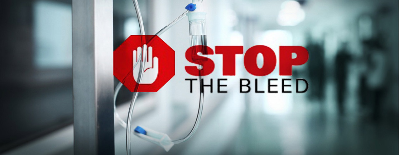 stop the bleed logo