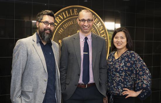 Owen, Kira, Lee-Zimerle win faculty grants