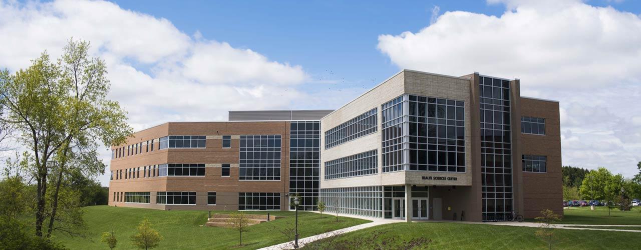 Cedarville University's Health Sciences Center