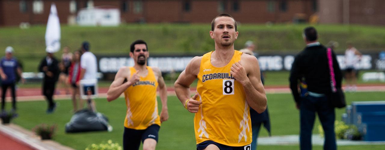 Daniel Michalski running