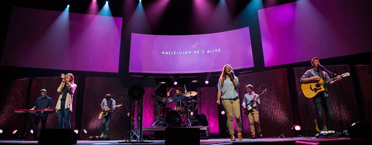HeartSong performs at Cedarville University