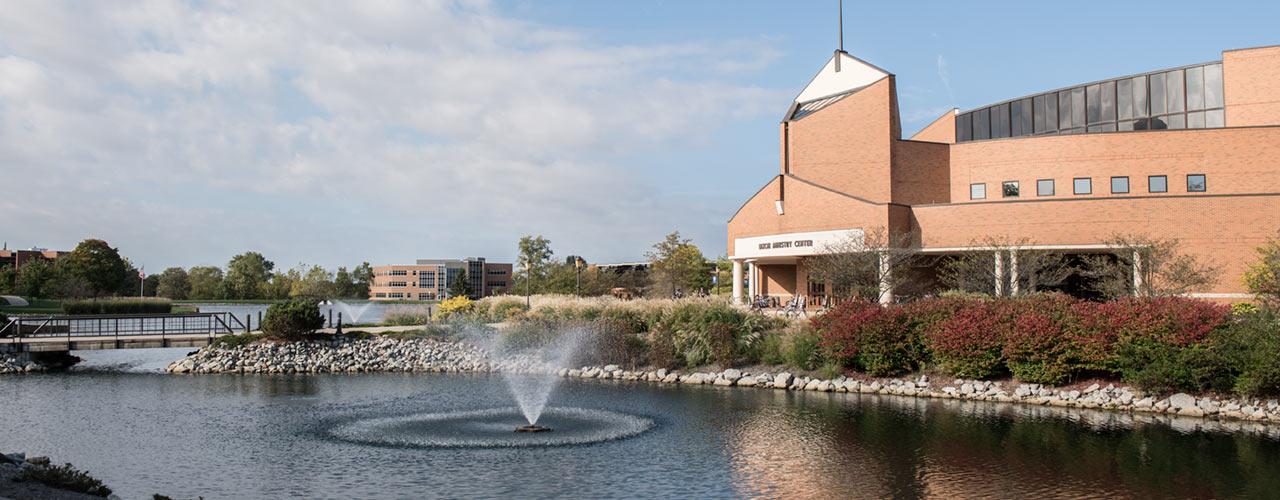 Cedarville University campus