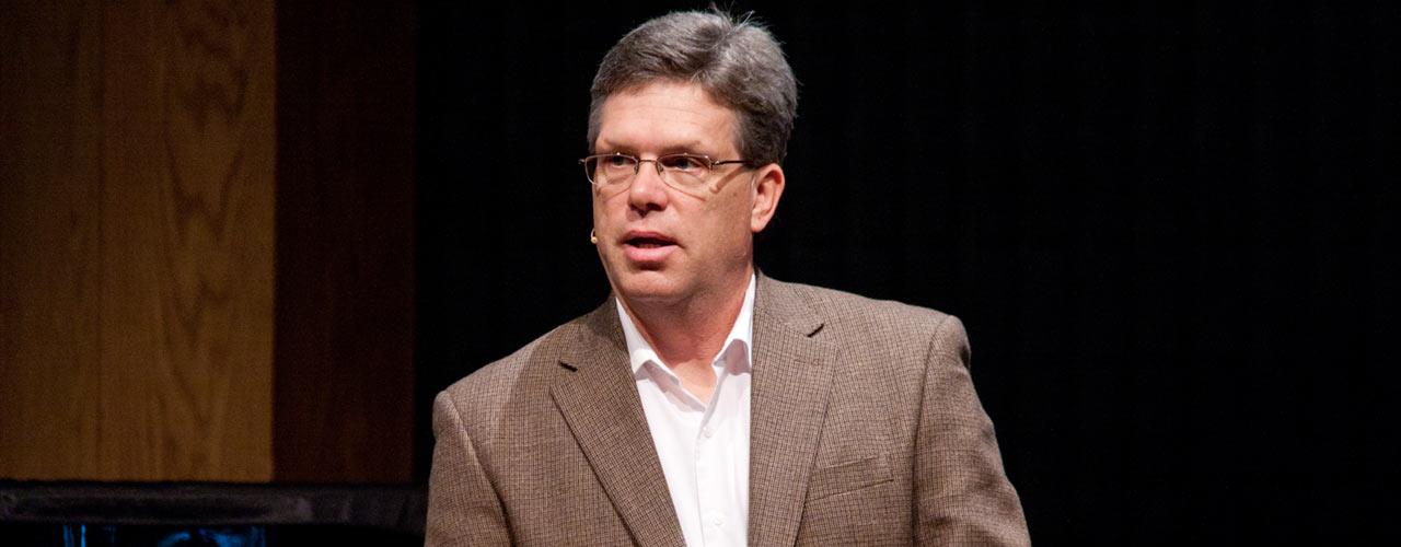 Scott Klusendorf speaking