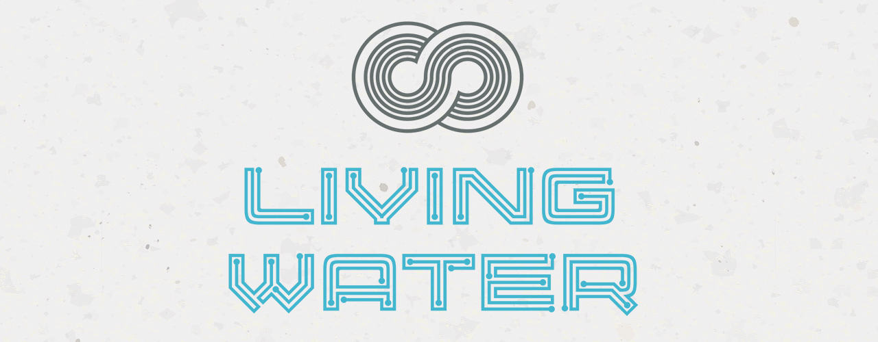Living Water Conference Logo Cedarville