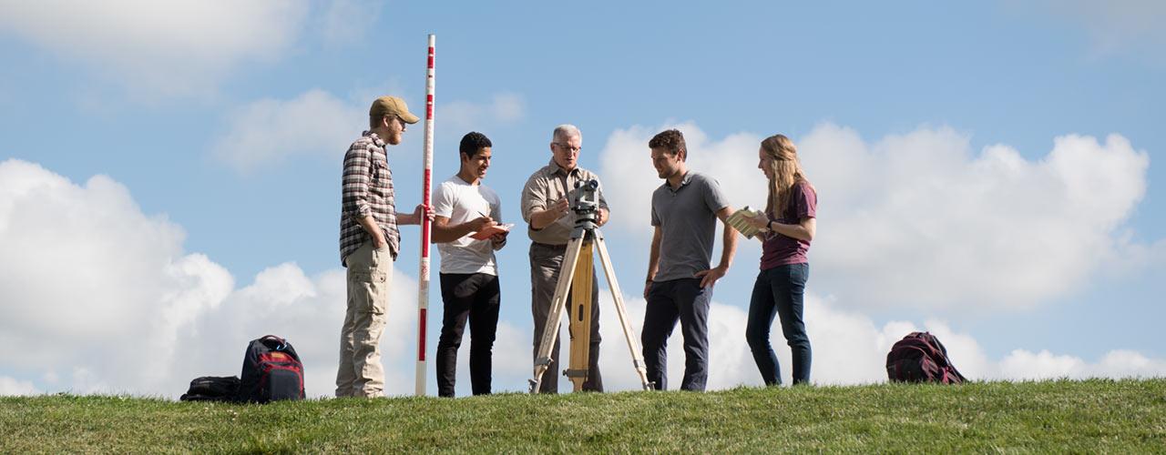Cedarville University civil engineering majors