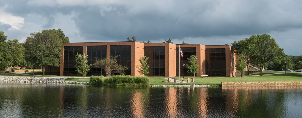 Cedarville University Centennial Library