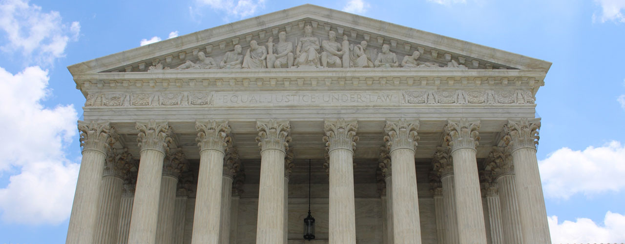 picture of the Supreme Court