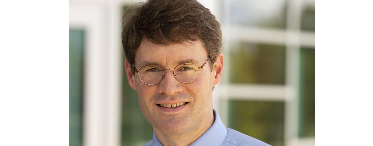 Dr. Michael Shepherd, assistant professor of biblical studies at Cedarville University.
