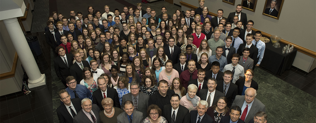 The Ohio Chapter of the National Association of Teachers of Singers (OCNATS) held auditions at Cedarville University October 26-27, 2018.