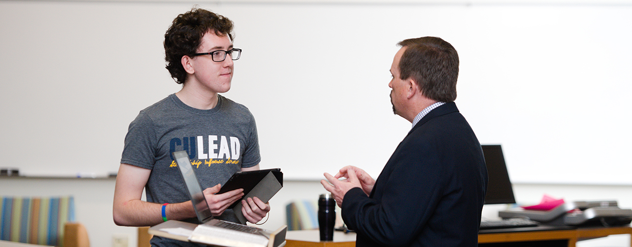 Advanced master's of divinity option will speed the process toward a graduate degree for students with a professional bachelor's.