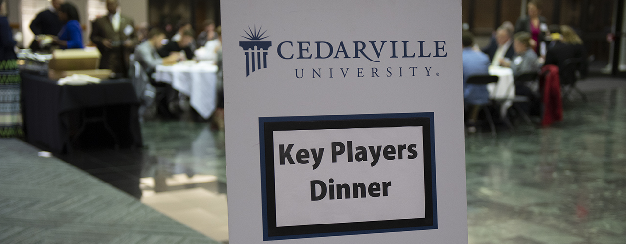 Key Players award dinner